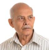 Homme indien aîné Images libres de droits