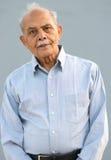 Homme indien aîné Photographie stock libre de droits