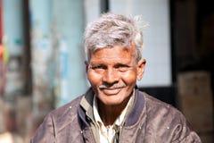 Homme indien de villageois Images stock