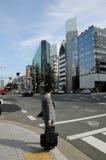 Homme japonais d'affaires Images libres de droits