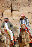 Homme jordanien Image libre de droits