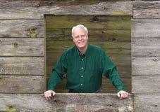 Homme mûr Photographie stock libre de droits