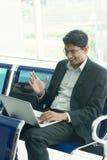 Homme masculin indien d'affaires Photos stock