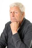 Homme pleurant Photos libres de droits