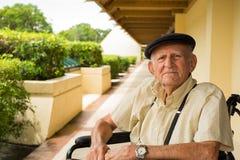 Homme plus âgé Photos libres de droits