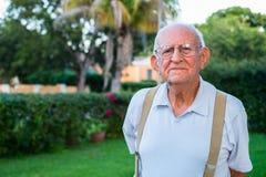 Homme plus âgé Images stock
