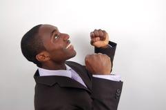 Homme radieux photos libres de droits