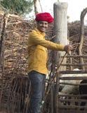 Homme rural photo libre de droits