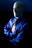 Homme sans visage Photos libres de droits