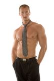 Homme sexy d'affaires Photos stock