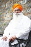 Homme sikh indien adulte Photos libres de droits