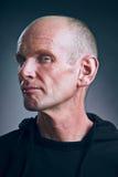 Homme sinistre Photo libre de droits