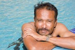 Homme thaï Images libres de droits