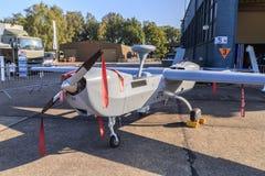 Hommelvliegtuigen Royalty-vrije Stock Foto's