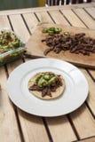 Hommemade Taco obrazy stock
