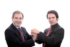 Hommes d'affaires Photographie stock libre de droits