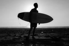 Hommes d'ombre Image libre de droits