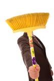 hommes de nettoyage Photos libres de droits