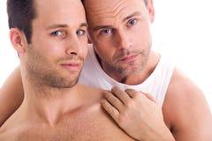 homo portret Fotografia Stock