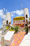 Sapiens Museum on Crete Royalty Free Stock Image