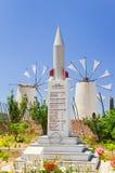 Sapiens Museum on Crete Royalty Free Stock Photos