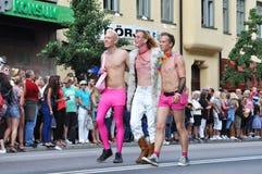 Homoseksualiści Zdjęcia Royalty Free