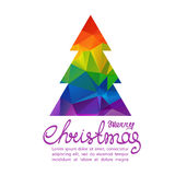 Homoseksualista christmas-15 royalty ilustracja