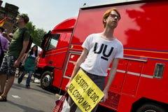 homoseksualna duma Zdjęcie Stock