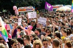 homoseksualna duma Zdjęcia Royalty Free