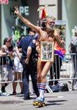 Homoseksualna duma Marzec Zdjęcie Royalty Free