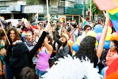 Homoseksualna parada Zdjęcie Stock
