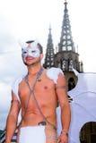Homoseksualna parada Obrazy Stock