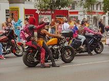 Homoseksualna parada Vienna zdjęcie royalty free