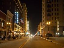 Homoseksualna ulica, Knoxville, Tennessee, Stany Zjednoczone Ameryka, summ zdjęcie stock