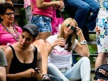Homoseksualnej dumy Kanałowa parada Amsterdam 2014 Obraz Royalty Free