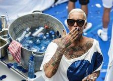 Homoseksualnej dumy Kanałowa parada Amsterdam 2014 Zdjęcie Stock