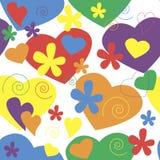 Homoseksualny miłość projekta wzór ilustracji