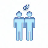 Homosexual Stock Image