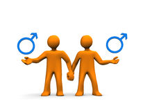 Homosexual Gay Royalty Free Stock Images