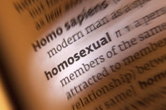 Homosexual Stock Images