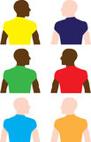 Homosexuality and Race Stock Photos