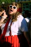 Homosexuelle Parade in Buenos Aires stockfoto