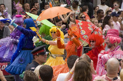 Homosexuelle Stolz-Parade Lizenzfreie Stockbilder