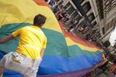 Homosexueller Stolz Stockfotografie