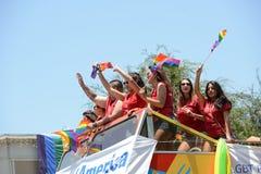 Homosexueller Stolz Stockfoto