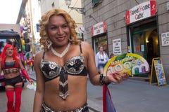 2016 homosexueller Stolz Genua Lizenzfreie Stockfotografie