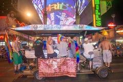 Homosexueller Stolz Las Vegass Stockbild