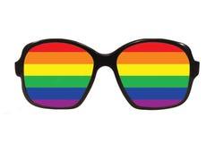 Homosexuelles Kulturkonzept. Lizenzfreie Stockbilder
