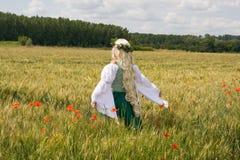 Hon önskar att vara en ängel fotografering för bildbyråer
