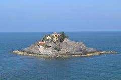 Hon Ba海岛,头顿,越南 免版税库存图片